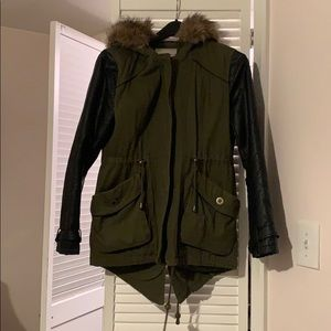 Bar III Women's coat